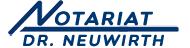 Notariat Dr. Elisabeth Neuwirth Logo